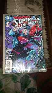 Superman Unchained #1 3D Variant
