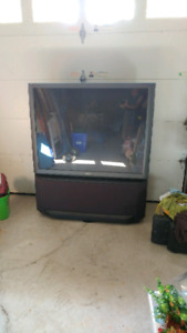 Sony Projection Screen TV