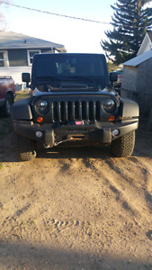 2013 Jeep Wrangler Unlimited MOAB Edition