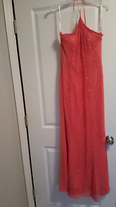 Grad dress size 10 brand new