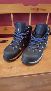 Timberland Pro Steel Toe Boots Mens Size 9.5