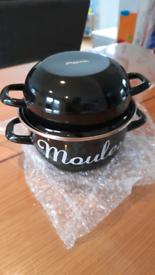 Vonshef Mussel Pots