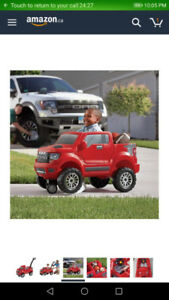 Step2 2-in-1 Ford F-150 SVT Raptor, Red