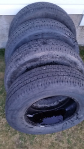 4 18 INCH TIRES FOR SALE