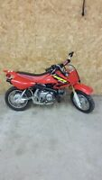 2003 CRF 50 Honda Bike