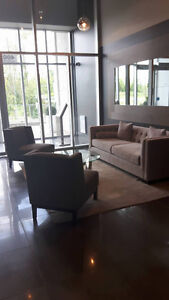 **3 1/2 MODERN CONDO LUMIERE PHASE 1 IN LAVAL & PARKING INCLUDED