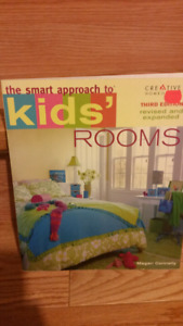 Kids rooms book