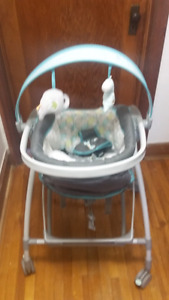 Baby Walk and Go Rolling  Bassinet