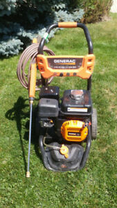 Generac 3100PSI 2.4 GPM Gas Pressure Washer