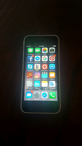 Iphone 5C 16gb with Otterbox case for Sale!