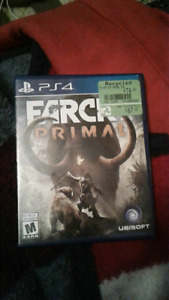 Farcry Primal PS4 -port stanley