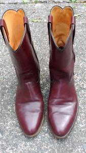 Frye roper style boots sz10 1/2D