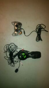 Turtle Beach Gaming Headphone & Xbox 360 controler
