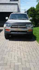 1998 Toyota 4Runner Limited  VUS