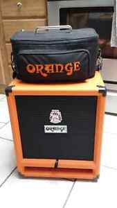 Orange Terror Bass 500 w/SP212 Cabinet