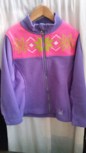 Girls Spyder Ski Core Sweater Excel. Cond. SIze 6