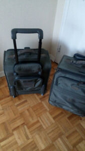 hand Luggage ( 2 Bags )