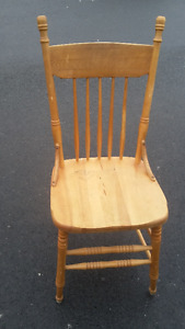 Three Bass River Dining Chairs