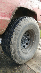 Nitto Terra Grapplers 295/75R16