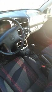 1998 Volkswagen GTI Coupe (2 door)