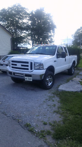 2006 FORD F250 6.0 POWERSTROKE