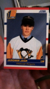 Jaromir jagr 1990 first round draft pick