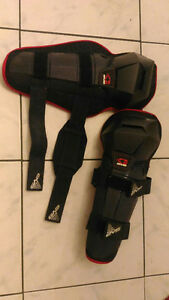 EVS knee guards CE certified