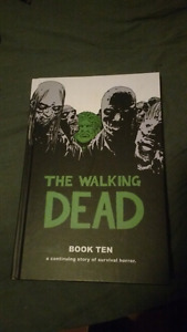 Walking Dead Book 10 Hardcover