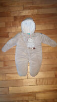 BRAND NEW - Full Body Winter Suit (temp reading) - NEED GONE