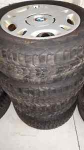 "BMW Clear out wheels/snow tires/all season 14""/15""/16""/17"" Windsor Region Ontario image 3"