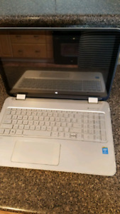 HP PAVILION 360 laptop