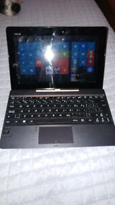 Asus t100taf Tablet with Removable Keyboard