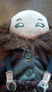 "Hand-Made Male Amish Doll 16"" Tall Kitchener / Waterloo Kitchener Area image 2"