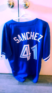 Sanchez signed jersey