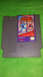 For sale, megaman 2 in great condition. Still available.