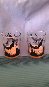 Partylite Halloween Votive Holders