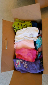 Baby girl lot clothes size 6-12 m ( 60 pieces )