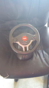 PC and ps3 steering wheel