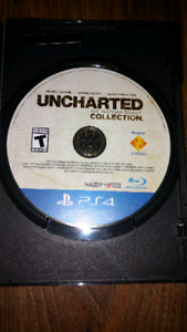 Uncharted , The nathan drake collection!