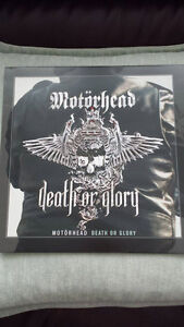 MOTORHEAD DEATH OR GLORY 180 GRAM VINYL ! BRAND NEW !