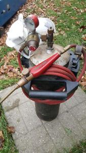 Plumber's Torch - Acetylene
