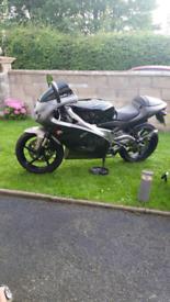APRILLA 125 cc Motorbike