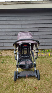 Used Double Joovy Stroller