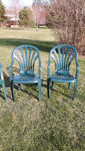 Vynal Chairs