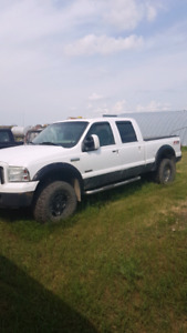 2006 F350 loaded lariat