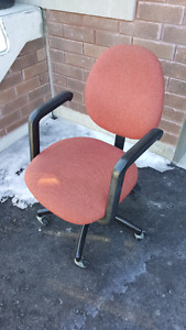 Office Chair, clean, fully adjustable