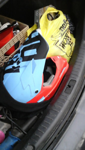 Thor Dirt Bike Helmet