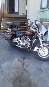 YAMAHA ROYAL STAR 1300cc, BONNE CONDITION