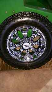 """Summer 20"""" rims and tires...toyo's"""