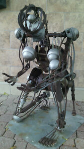 The Love of Humanity Sculpture Steam punk Kitchener / Waterloo Kitchener Area image 1